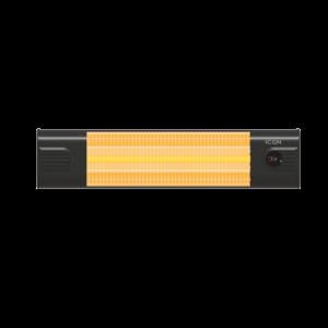Kohlenstoff Heizstrahler - ICQN Thermal ITC2500
